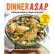 Dinner A.S.A.P. by Bonvissuto, Danny S.; Gleim, Sarah A., 9780848746407