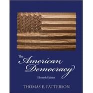 The American Democracy by Patterson, Thomas, 9780073526409