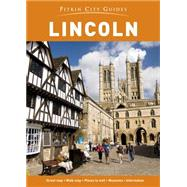 Lincoln City Guide by Pitkin Guides, 9781841656410