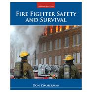 Fire Fighter Safety and Survival by Zimmerman, Don, 9781284036411