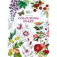 The Royal Horticultural Society Colouring Diary by Michael O'mara Books, 9781782436416