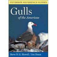 A Reference Guide to Gulls of the Americas by Howell, Steve N. G., 9780618726417