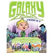 Galaxy Zack by O'Ryan, Ray; Jack, Colin, 9781481456418