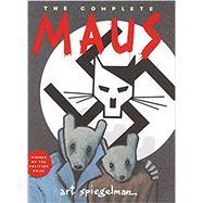 Complete Maus : A Survivor's Tale by SPIEGELMAN, ART, 9780679406419