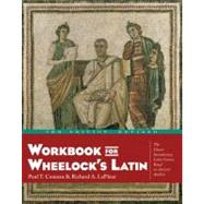 Workbook for Wheelock's Latin by Comeau, Paul T., 9780060956424