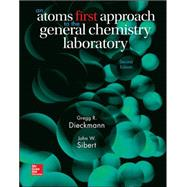 Lab Manual for Chemistry: Atoms First by Dieckmann, Gregg; Sibert, John, 9780077646424