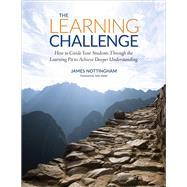 The Learning Challenge by Nottingham, James; Hattie, John, 9781506376424