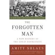 The Forgotten Man: A New History of the Great Depression by Shlaes, Amity, 9780060936426