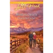 Montana Hearts by Charlotte Carter, 9780373876426