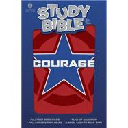 HCSB Study Bible for Kids, Courage LeatherTouch by Holman Bible Staff, 9781433616426