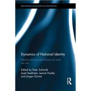 Dynamics of National Identity: Media and Societal Factors of What We Are by Grimm; Jnrgen, 9781138816428