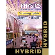 Physics for Scientists and Engineers, Technology Update, Hybrid Edition (with Enhanced WebAssign Multi-Term LOE Printed Access Card for Physics) by Serway, Raymond A.; Jewett, John W., 9781305116429