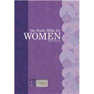 The Study Bible for Women, NKJV Edition, Purple/Gray Linen, Indexed by Patterson, Dorothy Kelley; Kelley, Rhonda; Holman Bible Staff, 9781433646430
