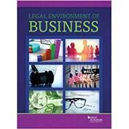West Academic's Legal Environment of Business by Not Available (NA), 9781683286431