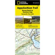 Appalachian Trail, Raven Rock to Swatara Gap - Pennsylvania Map by National Geographic Maps - Trails Illustrated, 9781597756433