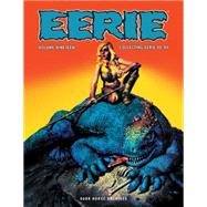 Eerie Archives 19: Collecting Eerie 90-94 by , 9781616556433