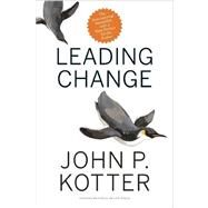 Leading Change by Kotter, John P., 9781422186435
