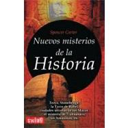 Nuevos misterios de la historia by Unknown, 9788496746435