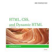 New Perspectives on HTML, CSS, and Dynamic HTML by Carey, Patrick M., 9781111526436