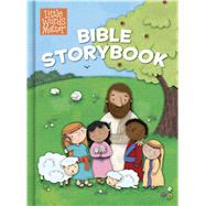 Little Words Matter Bible Storybook (padded board book) by Unknown, 9781433686436