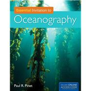 Essential Invitation to Oceanography by Pinet, Paul R., 9781449686437
