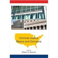 Criminal Justice Basics and Concerns by Doerner, William G., 9781611636437