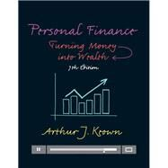 Personal Finance Turning Money into Wealth by Keown, Arthur J., 9780133856439
