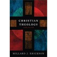 Christian Theology by Erickson, Millard J., 9780801036439