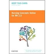 Nursing Concepts Online - Rn 2.0 Retail Access Card by Elsevier, 9780323446440