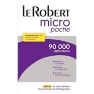 Robert Micro Poche by Collectif, 9782321006442