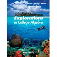 Explorations in College Algebra, 5th Edition
