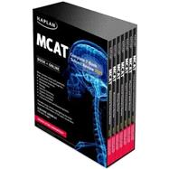 Kaplan MCAT Complete 7-Book Subject Review Created for MCAT 2015 by Unknown, 9781618656445