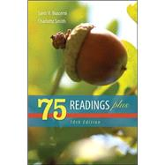 75 Readings Plus by Buscemi, Santi; Smith, Charlotte, 9780077426446