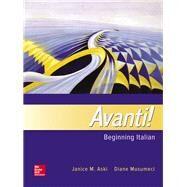 Avanti! by Aski, Janice; Musumeci, Diane, 9780077736446