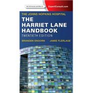 The Harriet Lane Handbook: A Manual for Pediatric House Officers by Engorn, Branden, M.D., 9780323096447