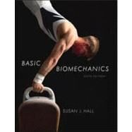 Basic Biomechanics by Hall, Susan, 9780073376448