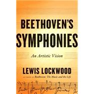 Beethoven's Symphonies by Lockwood, Lewis, 9780393076448