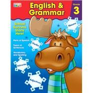 English & Grammar by Brighter Child; Carson-Dellosa Publishing Company, Inc., 9781483816449