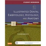 Illustrated Dental Embryology, Histology, and Anatomy by Fehrenbach, Margaret J., 9781455776450