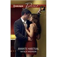 Amante habitual (Habitual Lover) by Anderson, Natalie, 9780373516452