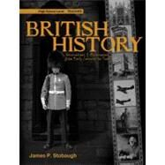 British History: Observations & Assessments from Creation to the Middle Ages: High School Level by Stobaugh, James P., 9780890516454