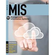 MIS 5 (with CourseMate Printed Access Card) by Bidgoli, Hossein, 9781285836454