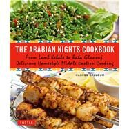 The Arabian Nights Cookbook by Salloum, Habeeb, 9780804846455