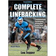 Complete Linebacking by Tepper, Lou, 9781450466455
