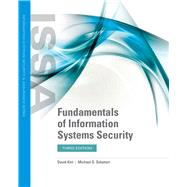 Fundamentals of Information Systems Security by Kim, David; Solomon, Michael G., 9781284116458