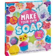 Make Your Own Soap by Unknown, 9781338106459