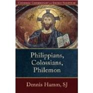 Philippians, Colossians, Philemon by Hamm, Dennis; Williamson, Peter; Healy, Mary, 9780801036460