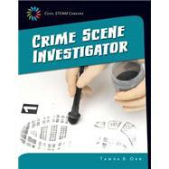 Crime Scene Investigator by Orr, Tamra B., 9781633626461