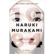 1Q84 by MURAKAMI, HARUKI, 9780307476463