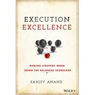 Execution Excellence by Anand, Sanjiv, 9781119196464
